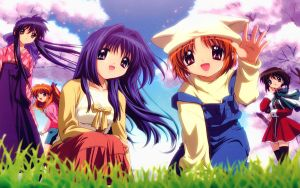 clannad wallpaper 7 (memories series) by agarest-of-war