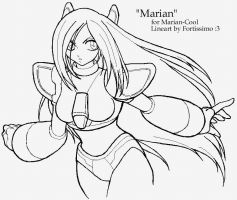 Marian for Marian-Cool by fortissimo