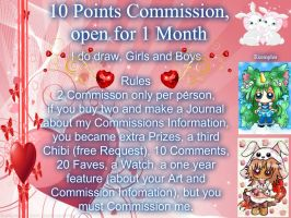 10 Points Commission ID by TaSaMaBi