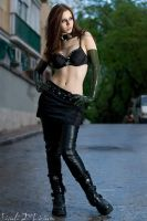 Latex and Street by RifkaNoctisTemporvm