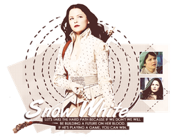 Snow White (OUAT) by titaniaerza
