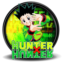 HunterxHunter by saiyansaga