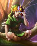 Majora's Mask Possession by EternaLegend