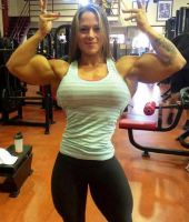 Nora muscle morph by Turbo99
