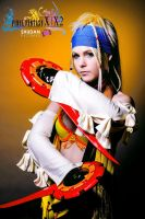 Rikku Final Fantasy X-2 by ShashinKaihi