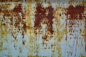 Dirty Rusty Metal by Limited-Vision-Stock