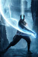 The Last Airbender - Aang by gameover89