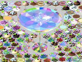SummerGlass Sweets Image PSD 1 by taketo