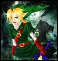Link - Ocarina of Time by miSsSasoRi
