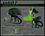 T4W Creature Ref: Morg by DaReckless