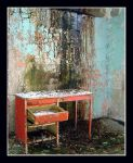 Decayed desk by JaredxECUE