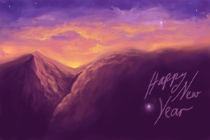 Happy New Year! by JubliantTroo