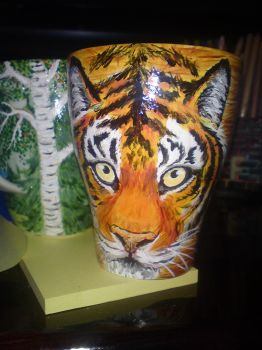 tiger cup front by Belinda92