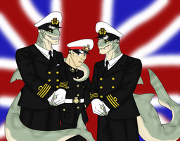 SOM: British Cast by TheAngryFishbed