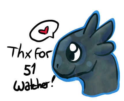 Thx for 51 Watcher! by kim102