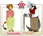 Stm:: Istella's Parents by Norbiester