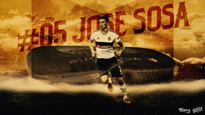 Jose Sosa Wallpaper by ManiaGraphic