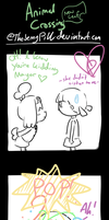 Animal Crossing New Leaf - comic 4 by TheJennyPill