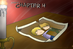 Chapter 4 Cover by Saber-Cow