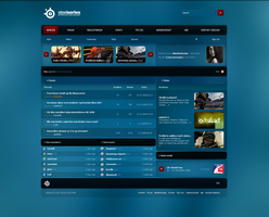 SteelSeries by: ctrl-click - E by WebMagic