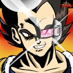 Vegeta: Fight the Power by blambalam