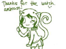 this is from nepeta thank you by shadowundead1998