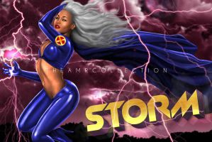 Storm by akiliman3000