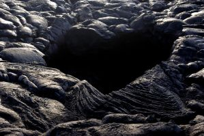 This heart is a black hole by Manyroomsphotography