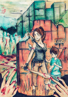 Attack on Zombie by HSanti