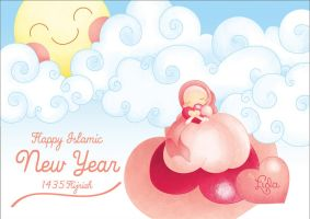 Happy Islamic New Year by sweetterara