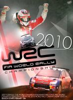 World Rally Championship 2010 by brandonseaber