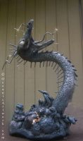 Sculpture: Storm Dragon by SovaeArt