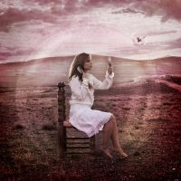 The story of the princess that lived in a bubble by LauraBallesteros