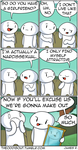 Who I Find Attractive by theodd1soutcomic