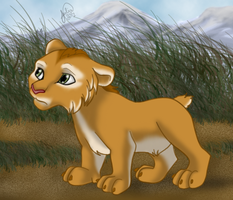 Cub Diego by juliajm15