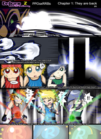 Onlyne Z: chap.1 they are back 34 by BiPinkBunny