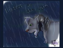 Listen to the Rain by Lufca