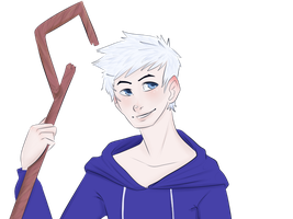 Jack frost by peacockaroo