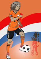Fifa 2010 holland by xxNami-Raixx