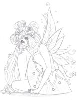 Fairy Princess by ESCanime