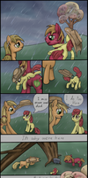 Silver Linings Page 3 by MoreVespenegas
