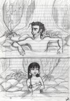 Tulio and Chel by Gothen2