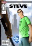 Uncanny Adventures of Steve by Macky