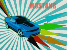 Mustang by Pineapple87