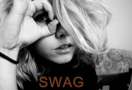 It's all about swag by Olivia6