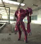 red claw render2 by Hexaylon