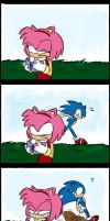 Amy reads WHUT ??! by Nameless0404