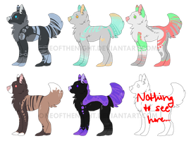 Watcher Adopts~ 1 {{ open by OneOfTheNight