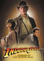 Indiana Jones 4 by chngch