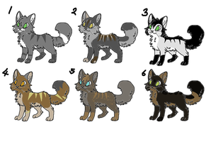 Cat adopt2 -OPEN- by Eternal-adopts